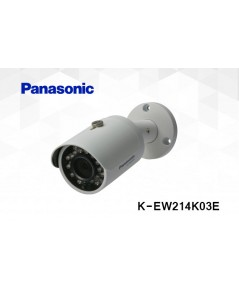 Panasonic CCTV FULL HD รุ่น K-EW214K03E