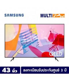 Samsung QLED 4K Smart TV ขนาด 43 นิ้ว รุ่น QA43Q60TAKXXT (2020)