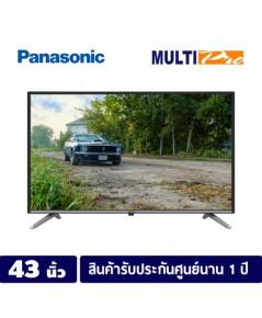 Panasonic Android TV HD LED ขนาด 43 นิ้ว รุ่น TH-43HS550T