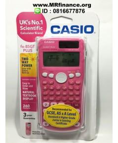 เครื่องคิดเลขวิทยาศาสตร์คาสิโอ Casio fx-85GT Plus (PK)