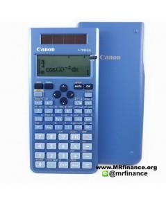 เครื่องคิดเลขวิทยาศาสตร์แคนนอน Canon F-789SGA BU ของใหม่ ของแท้