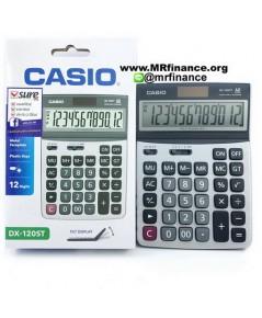 เครื่องคิดเลขตั้งโต๊ะคาสิโอ  Casio DX-120ST ของใหม่ ของแท้