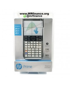 Graphing Calculator HP Prime G8X92AA ABA (Revision)
