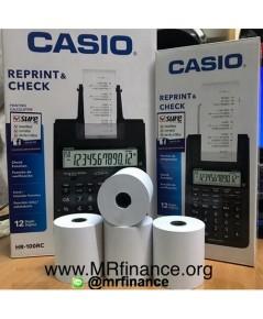 กระดาษเครื่องคิดเลขพิมพ์กระดาษ