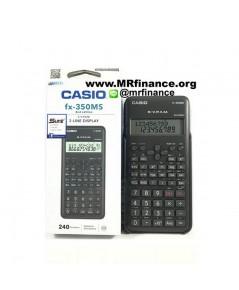 เครื่องคิดเลขวิทยาศาสตร์คาสิโอ Casio fx-350MS 2nd Edition ของใหม่ ของแท้