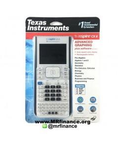 Texas Instruments TI-Nspire CX II ของใหม่ ของแท้