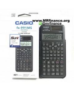 เครื่องคิดเลขวิทยาศาสตร์คาสิโอ Casio fx-991MS 2nd Edition