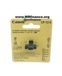 หมึกก้อน 2 สี  Ink Roller สำหรับเครื่องคิดเลข Canon CP-13 II   ของใหม่ ของแท้