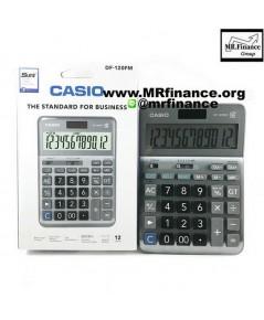เครื่องคิดเลขตั้งโต๊ะคาสิโอ Casio DF-120FM ของใหม่ ของแท้