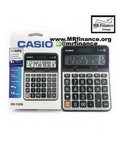 เครื่องคิดเลขตั้งโต๊ะคาสิโอ Casio DX-120B ของใหม่ ของแท้