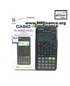 เครื่องคิดเลขวิทยาศาสตร์คาสิโอ Casio fx-350 es plus 2ed Eedition ของใหม่ ของแท้