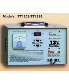 Fully Automatic Battery Charger :TT1210