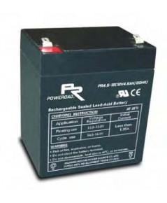 แบตเตอรี่ Poweroad : PR5-12 (12V 5.0Ah)