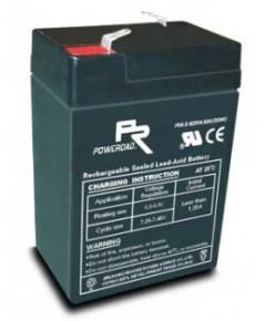 แบตเตอรี่ Poweroad : PR4.5-6 (6V 4.5Ah)
