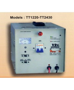 Fully Automatic Battery Charger :TT2420