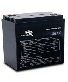 แบตเตอรี่ Poweroad รุ่น PR200-6 สำหรับรถกอล์ฟและรถไฟฟ้า