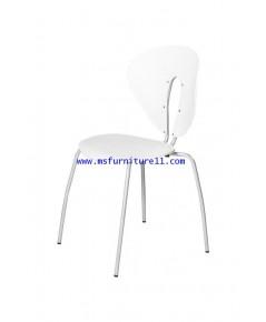 เก้าอี้ PP สีขาว รุ่น Mali