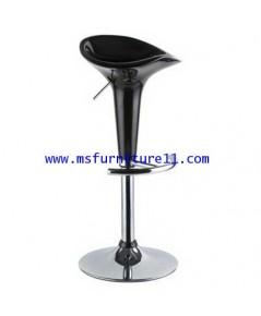 เก้าอี้สตูลบาร์สีดำ รุ่น POP