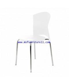 เก้าอี้ PP สีขาว รุ่น Eve