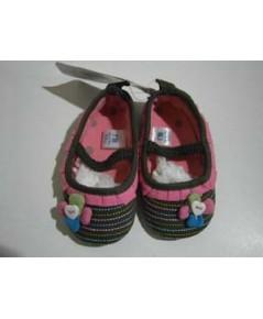 รองเท้า mothercare รัดส้นสีเขียวเข้ม size 2 ความยาว 11.5cm ของใหม่