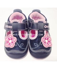 รองเท้า OSH KOSH สีน้ำเงิน size 3 ความยาว 11.5CM