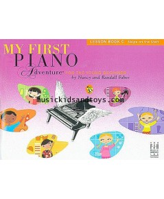 My First Piano Adventure Lesson Book C