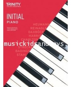 Trinity College London: Piano Exam Pieces  Exercises 2018-2020 - Initial (Book Only)