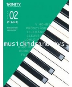 Trinity College London: Piano Exam Pieces  Exercises 2018-2020 - Grade 2 (Book Only)