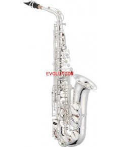 ALTO SAXOPHONE ยี่ห้อ EVOLUTION รุ่น EAS-2000G /S