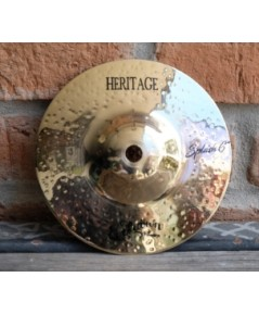 Evolution Cymbals Heritage  B20 Splash 6นิ้ว