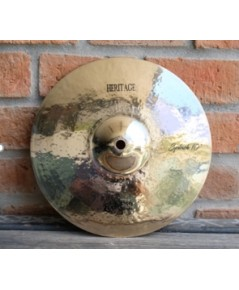Evolution Cymbals Heritage  B20 Splash 10นิ้ว