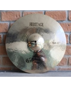 Evolution Cymbals Heritage  B20 Crash 15 นิ้ว