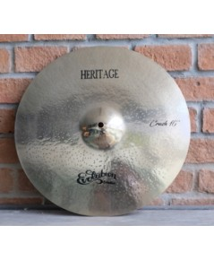 Evolution Cymbals Heritage B20 Crash 16 นิ้ว