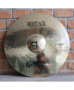Evolution Cymbals Heritage B20 Crash 18 นิ้ว