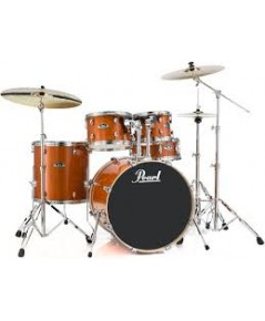 Pearl Export EXL Lacquer Series ( with Hardware and Cymbal )