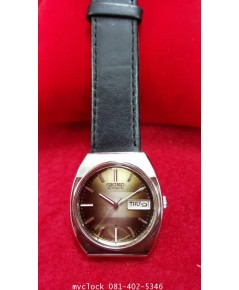 SEIKO  automatic day date two tone dial