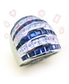 แหวนไพลิน Blue Sapphire