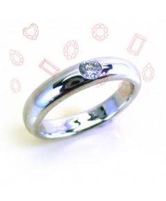 แหวนเพชร Cubic Zirconia