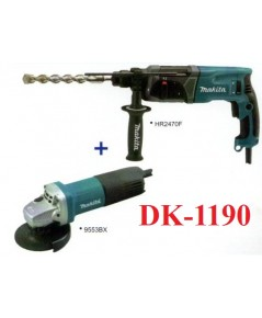 ชุดสว่านไฟฟ้า DK1190 MAKITA