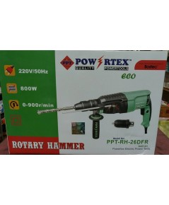 สว่านโรตารี่ PPT-RH-26DFR POWERTEX