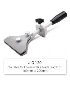 มือจับลับมีด JIG-120 SCHEPPACH