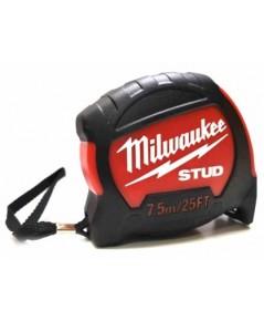 ตลับเมตร STUD 48-22-9936 7.5m. Milwaukee