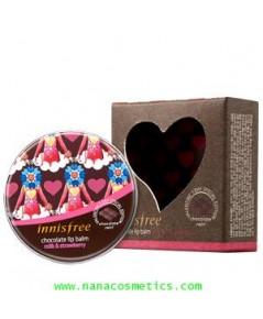 Pre Order Innisfree Chocolate Lip Balm Milk  Strawberry 8,000w
