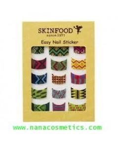 Pre Order Skinfood Jungle Fruit Easy Nail Sticker 2,500w