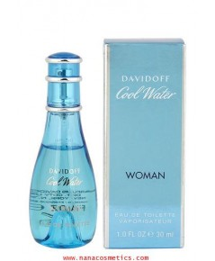 Davidoff Cool Water Woman 30ml.