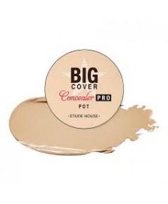 Pre Order Etude Big Cover Concealer Pro POT 6,500w