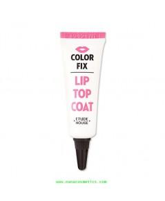 Pre Order Etude Color Fix Lip Top Coat 12,000w