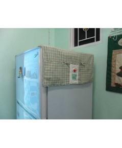 ผ้าคลุมตู้เย็น