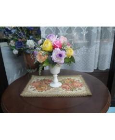 ผ้ารองแจกันดอกไม้สไตล์หลุยส์