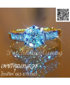แหวนเพชรชู.. แหวนพชร1กะรัต ..แหวนหมั้น..แหวนแต่งงาน..ของขวัญ..ของฝาก..เพชรคัดน้ำงามเล่นไฟดีสุดสุดค่ะ